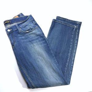 Levi's Jeans 524 Too Superlow Straight Leg Size 9M
